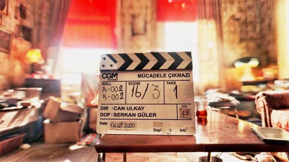 Çağatay Ulusoy'un yeni filmi Mücadele Çıkmazı'nın çekimleri başladı - 2
