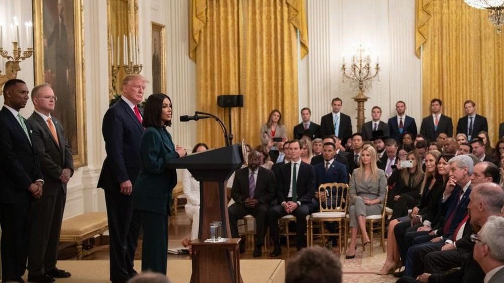 10 fotoğraf ile Trump'ın başkanlık döneminin özeti - 7