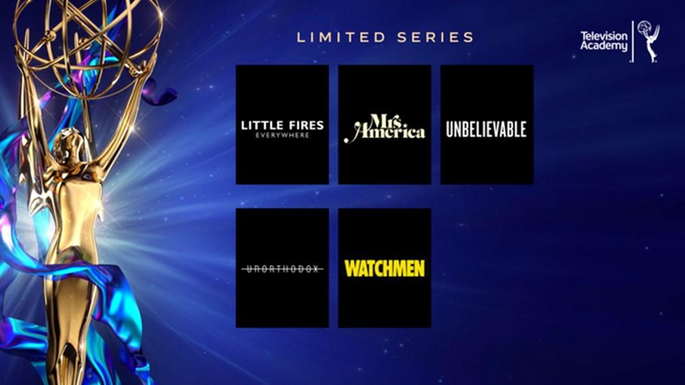 72. Emmy Ödülleri 2020 adayları belli oldu - 7