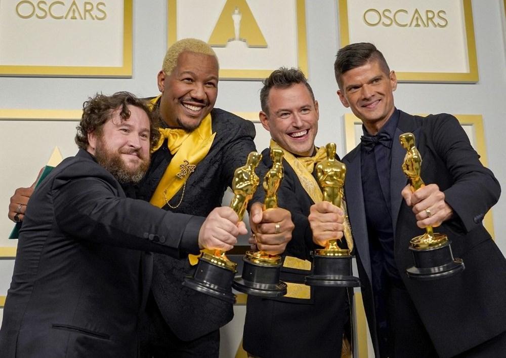 2021 Oscar Ödülleri sahiplerini buldu (93. Oscar Ödülleri'ni kazananlar) - 16