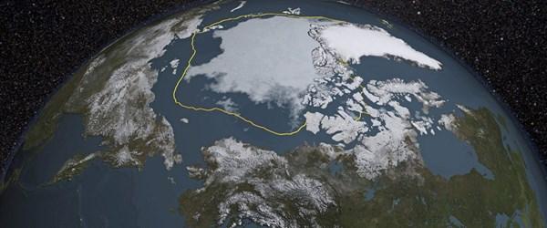 BM'den uyarı gibi paylaşım (Küresel Isınma Dünya haritasını nasıl değiştirecek?)