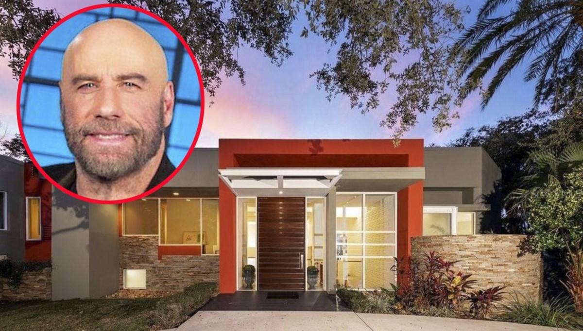 John Travolta malikanesini 4 milyon dolara satıyor