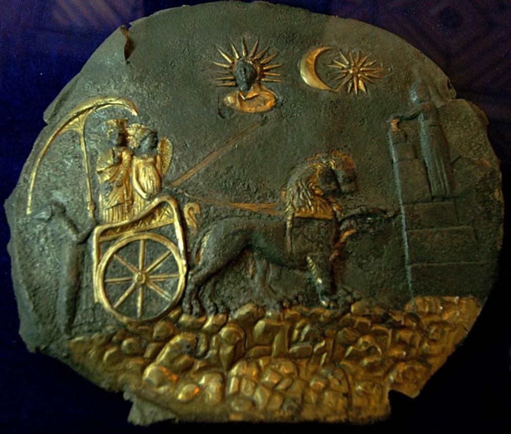 Taliban dünyanın en büyük altın koleksiyonunun peşine düştü - 6
