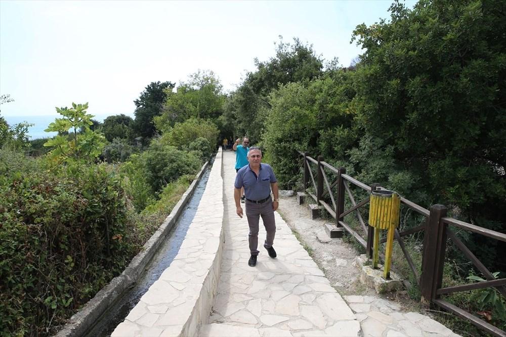 Antik dönemin mühendislik harikası: Bin esire yaptırılan 'Titus Tüneli'ne turist akını - 22