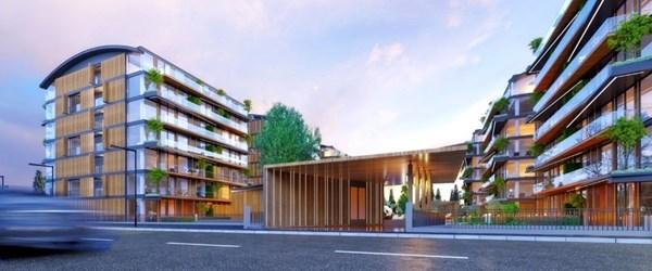 Fenix Yapı'dan Antalya'ya yeni proje