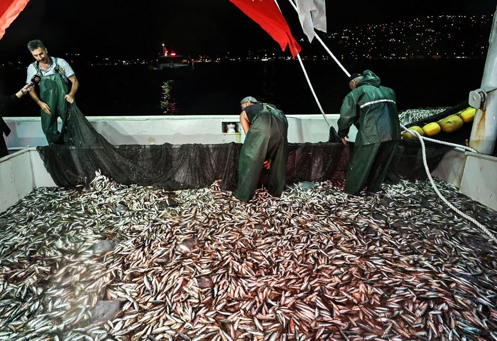 Av yasağı kalktı: Sezonun ilk balıkları avlandı - 4