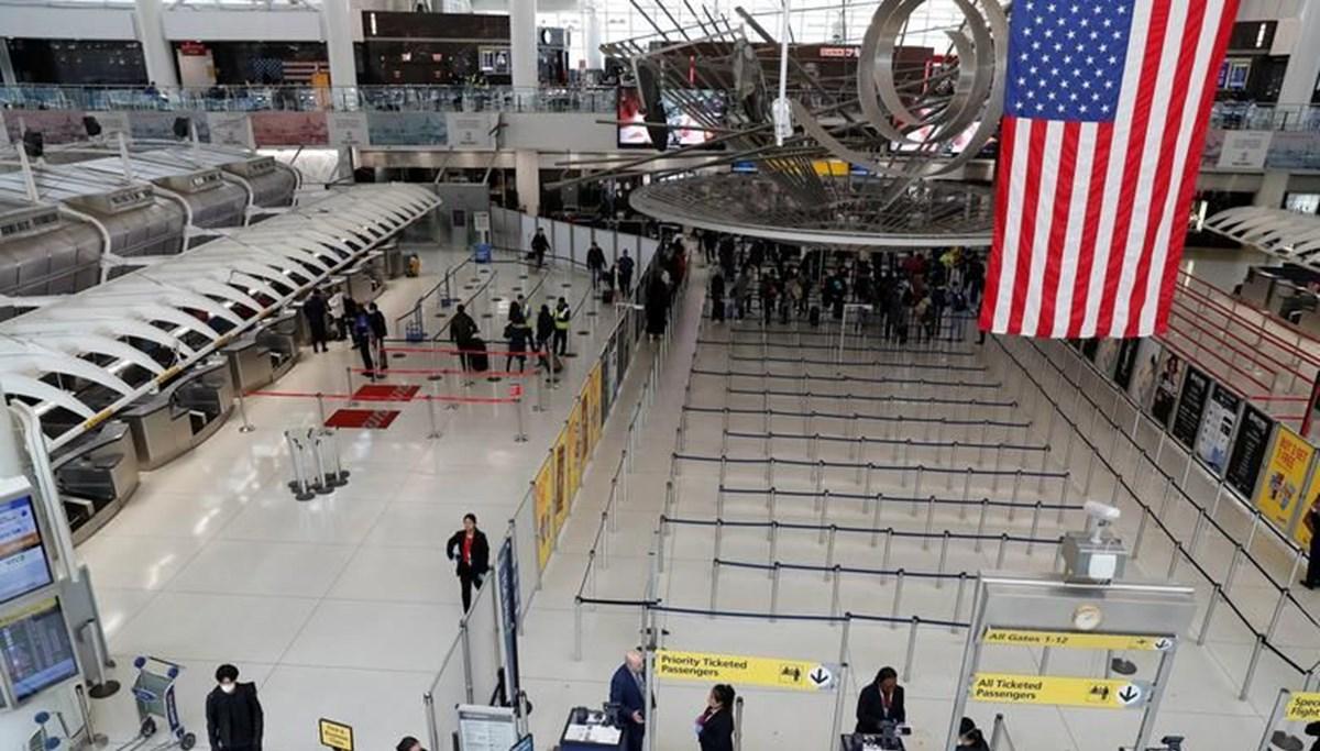 Covid-19 etkisi: ABD'de seyahat talebi hâlâ düşük