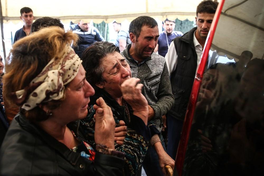 Hain saldırının küçük kurbanları: Cenazede gözyaşları sel oldu - 24