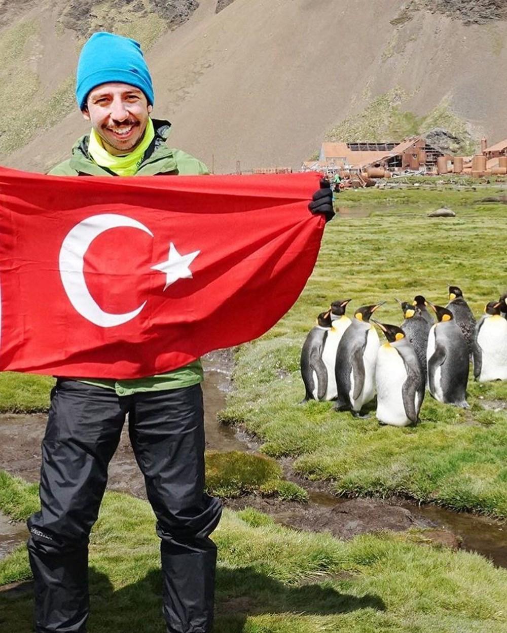 Türkiye'nin kuş dedektifi Emin Yoğurtcuoğlu kuşların peşinde dünyayı geziyor - 4