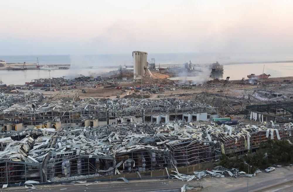 Beyrut'ta patlama: 100 kişi öldü, iki hafta OHAL ilan edildi - 13