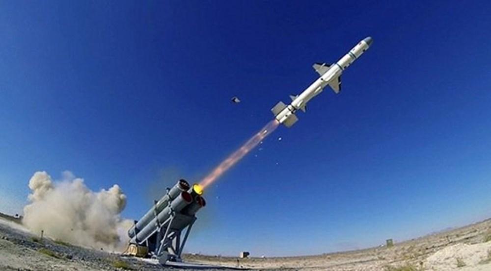 TSK'nın yeni roketatarı 12'den vurdu - 72