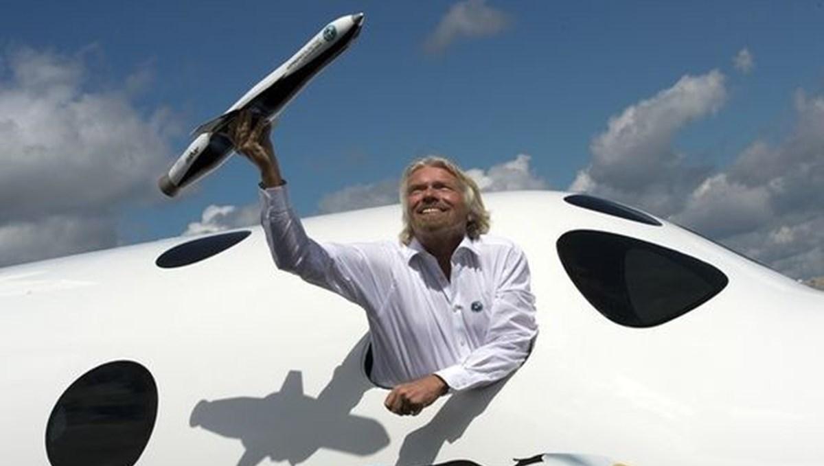 Uzaya önce kim gidecek rekabeti: Brunson, Bezos'un önüne tarih verdi