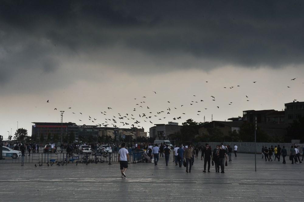 İstanbul'da sağanak, dolu ve hortum - 22