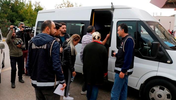 Muğla'da sahte özürlü raporuna 2'si doktor 4 tutuklama