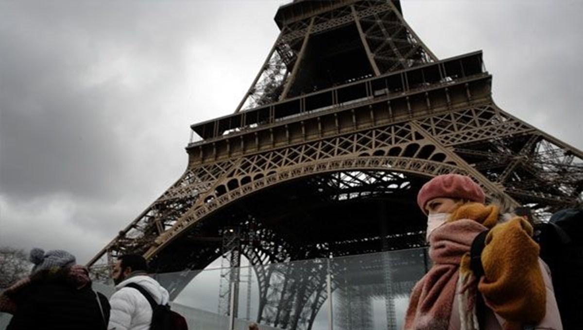 Fransa'da en yüksek günlük vaka sayısına ulaşıldı