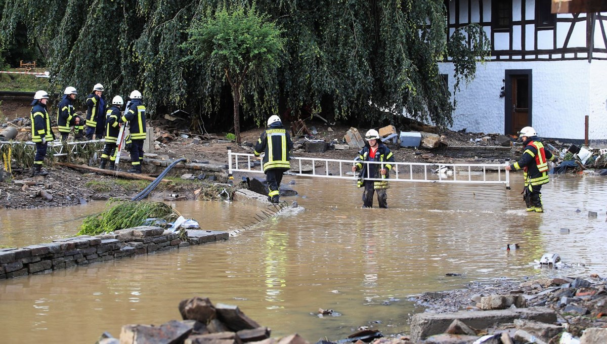 Flood disaster in Germany: Death toll exceeds 80