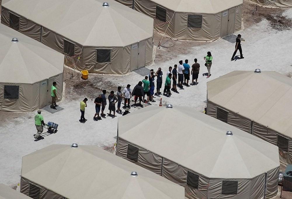 ABD'nin sığınmacı kamplarındaki çocuklar yaşadıklarını anlattı: Pişmemiş et yiyoruz ve cinsel istismara maruz kalıyoruz - 3