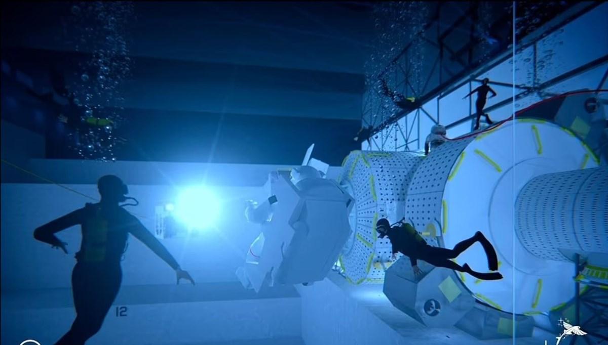 Dünyanın en derin havuzu Mavi Uçurum 150 milyon sterline mal olacak