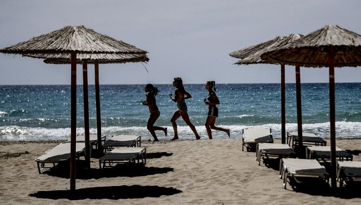 Yunanistan'da öncelik turizm: Yabancı turistleri geri getirmek amacıyla adalardaki herkes aşılanacak