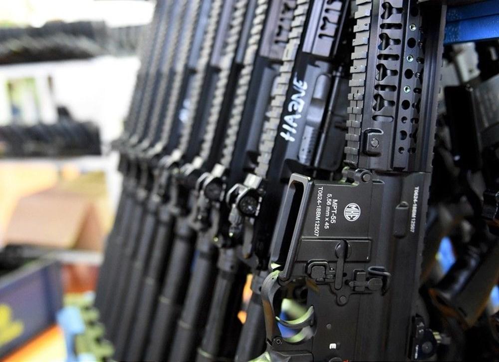 Dijital birliğin robot askeri Barkan göreve hazırlanıyor (Türkiye'nin yeni nesil yerli silahları) - 161