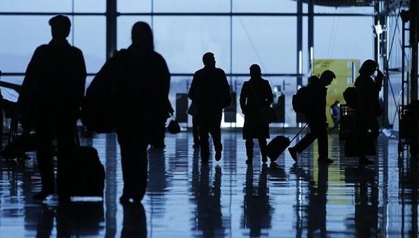 9 ayda 164 milyon kişi 'uçtu'