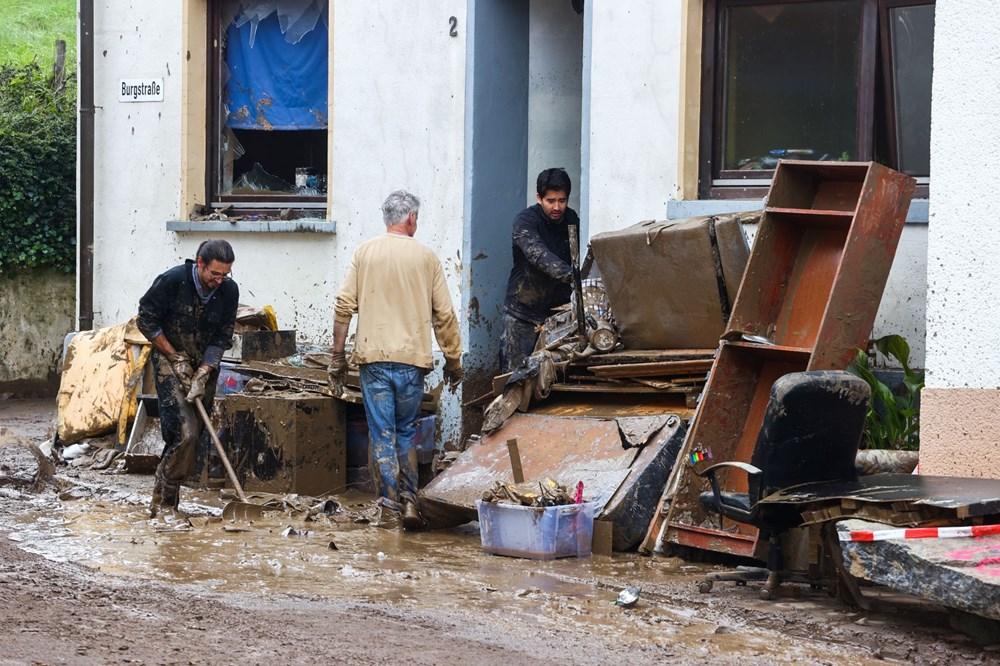 Almanya'da sel felaketinde ölü sayısı 156'ya yükseldi - 6