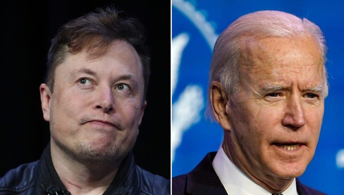Elon Musk, SpaceX ekibini kutlamayan ABD Başkanı Joe Biden ile dalga geçti: Hala uyuyor
