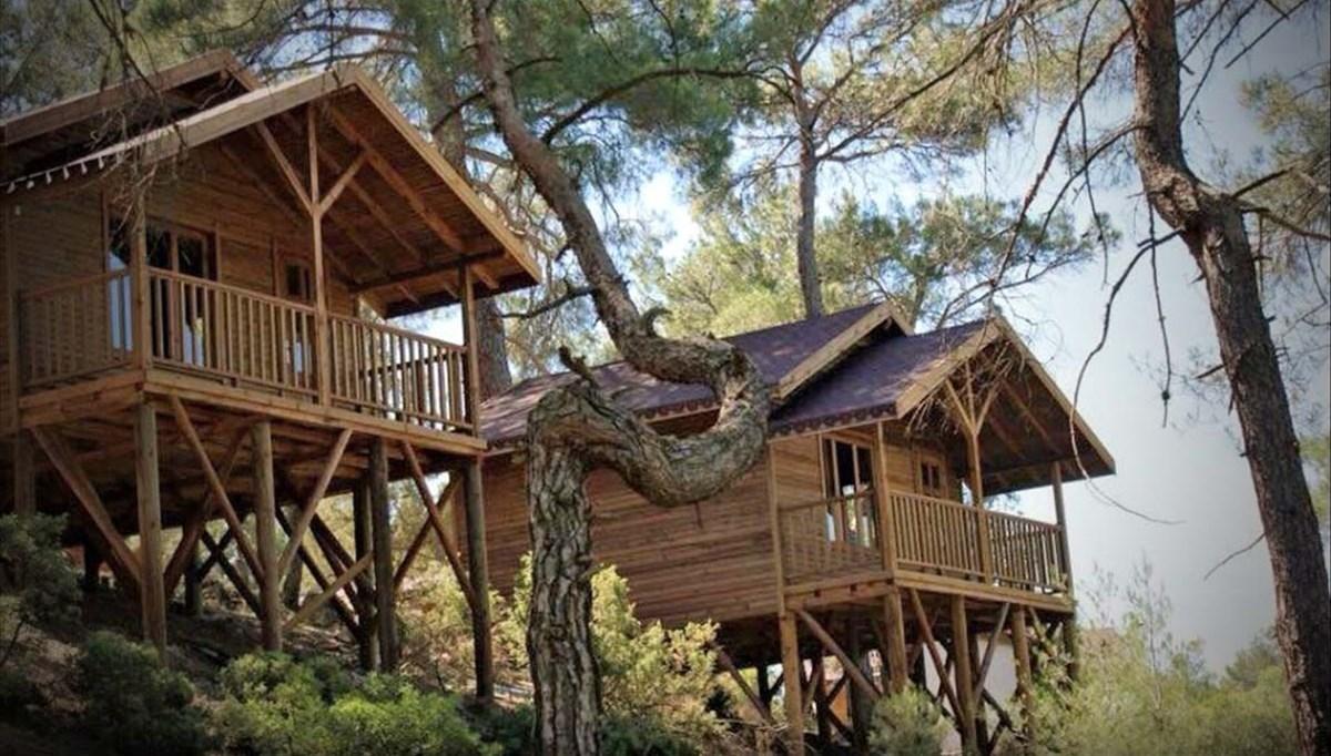 Uludağ'da doğayla iç içe izole tatilin adresi: Harmancık Eko Turizm Tesisleri