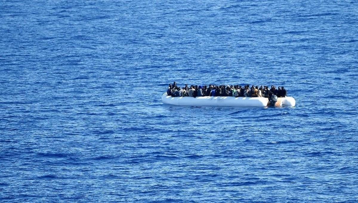 SON DAKİKA:Akdeniz'de yine göçmen faciası: 43 ölü