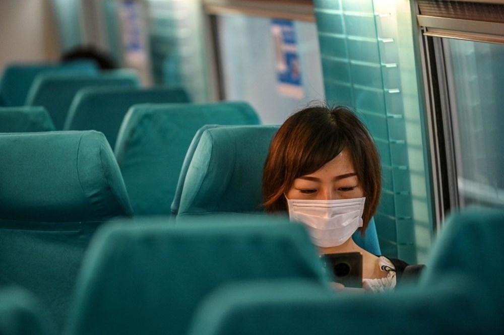 Çin raylara değmeden 600 km hızla giden trenini tanıttı - 7
