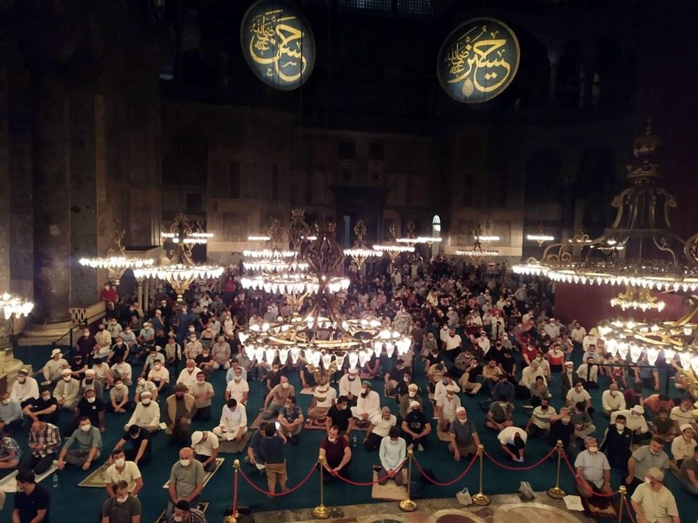 The crowd does not decrease in Hagia Sophia - 17