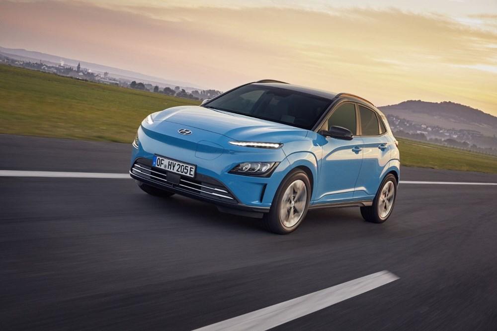 Elektrikli Hyundai KONA Türkiye'de satışa çıktı - 4