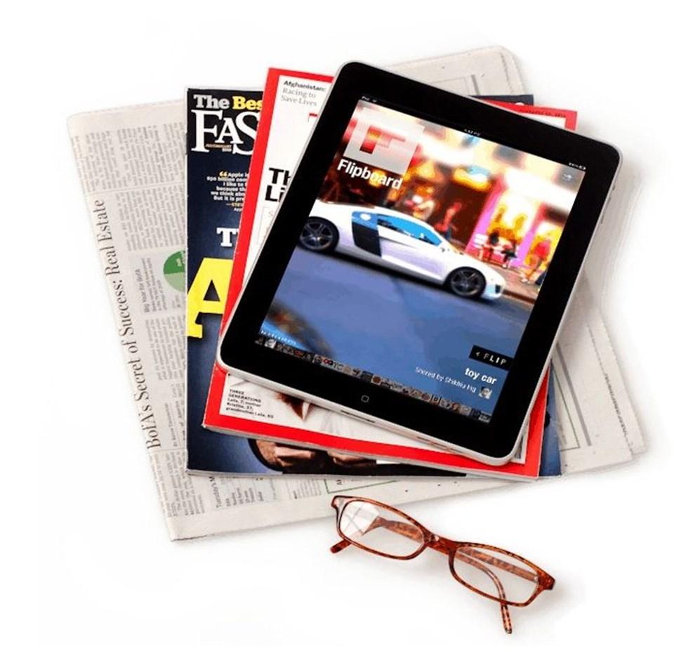 Merkezli Palo Alto, California'da (ABD) bulunan Flipboard, 2010 yılında kuruldu.İlk olarak iPad için tasarlanan Flipboard, bugün aylık 100 milyon kullanıcıya hizmet sağlıyor.