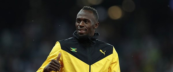 Usain Bolt, profesyonel futbola geçiş yapıyor