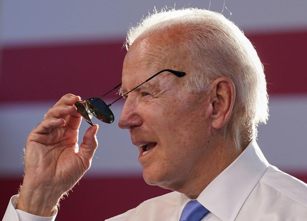 Joe Biden hediye diplomasisi ile gündemde: Putin'e gözlük, Johnson'a bisiklet - 9