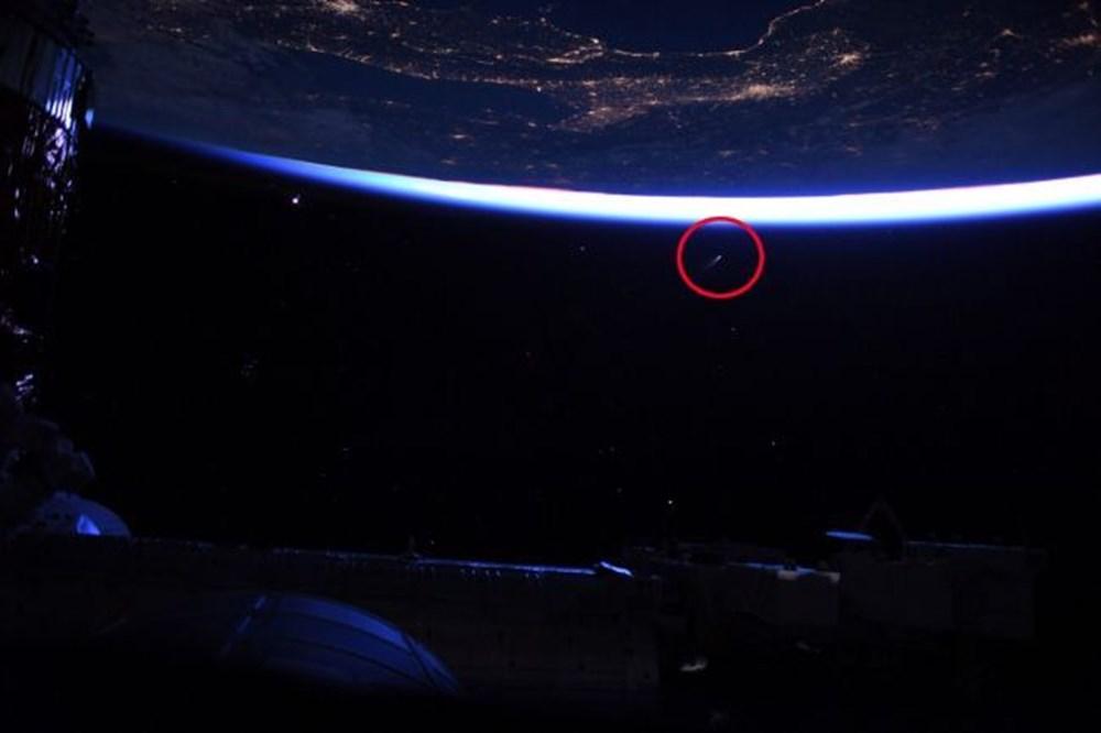 Dünya'ya yaklaşan kuyruklu yıldız astronotlar tarafından görüntülendi - 2