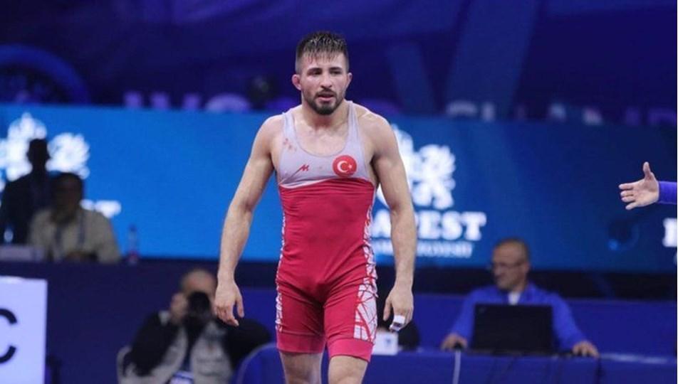 SON DAKİKA HABERİ:Süleyman Atlı,Avrupa Güreş Şampiyonası'nda altın madalya kazandı
