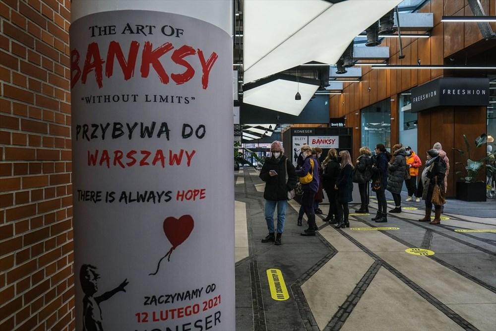 Banksy'nin sergisi Varşova'da - 12