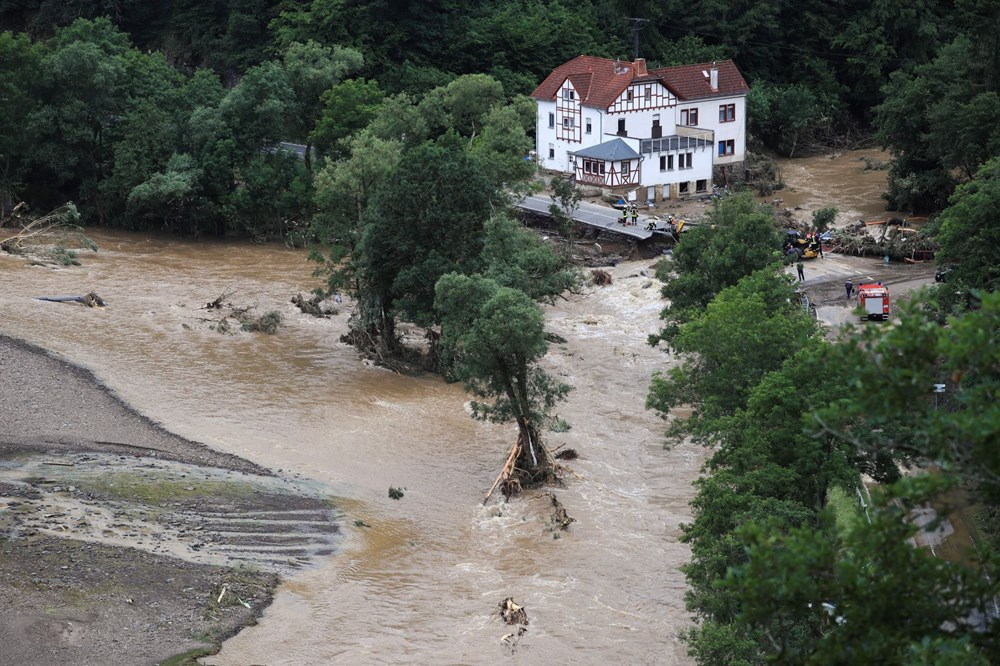 Flood disaster in Germany: The death toll reaches 95 - 5
