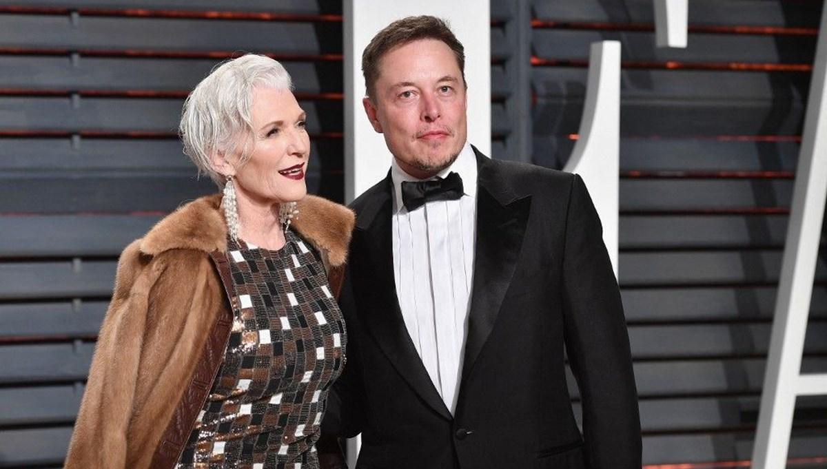 Maye Musk: Elon olmak, baskı altında olmak demek