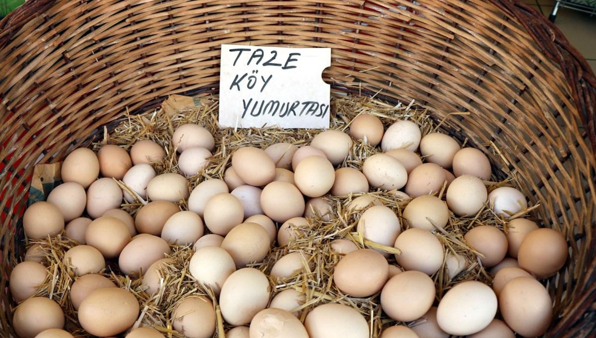 Yumurtanın fiyatı 50 liraya gidiyor