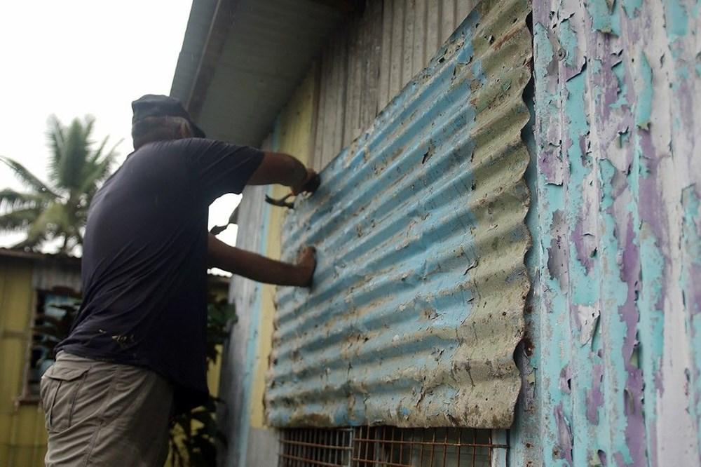Fiji tufan öncesi doğal afet ilan etti - 4