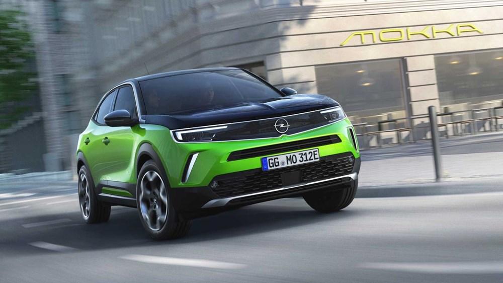 İkinci nesil Opel Mokka tanıtıldı - 10
