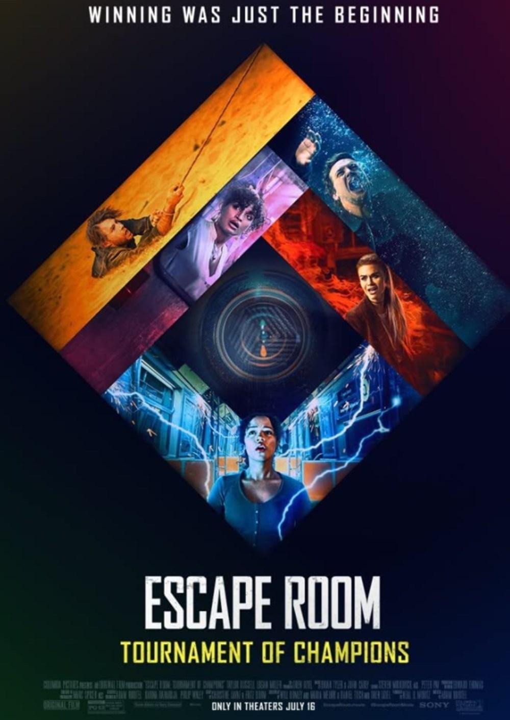 Old filmi ilk haftasında zirvede (ABD Box Office 23-25 Temmuz 2021) - 5