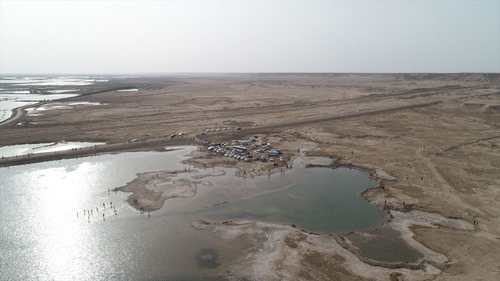 Necef Denizi: Kuraklığın ardından gelen mucize - 7