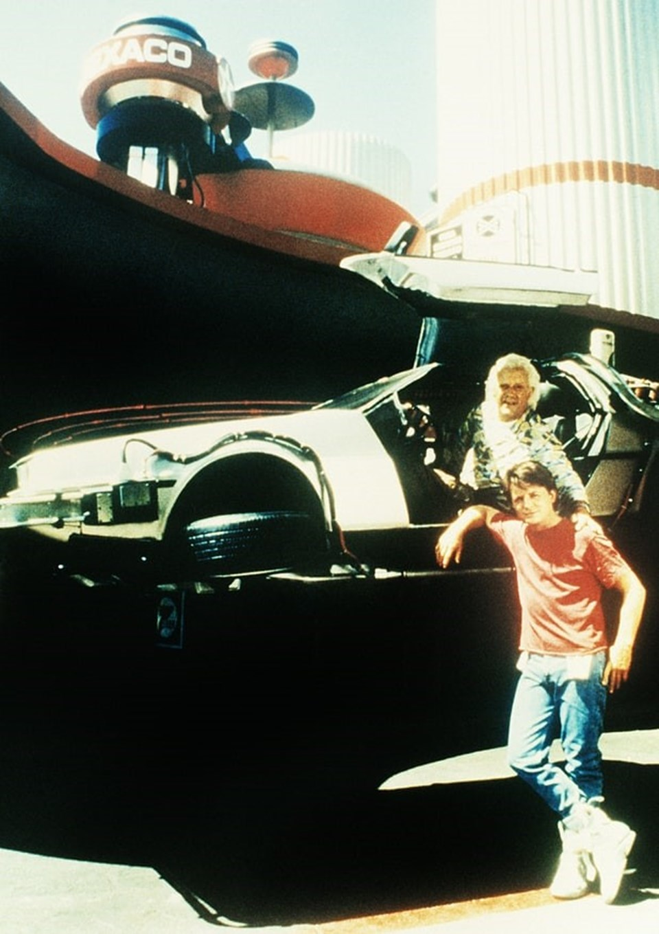 Michael J. Fox, 'Geleceğe Dönüş' filmiyle ünlendi.