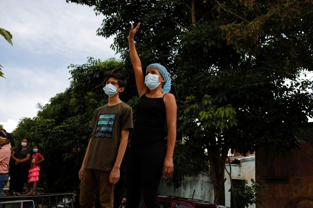 Corona virüs son durum: ABD'de can kaybı 150 bini aştı - 6