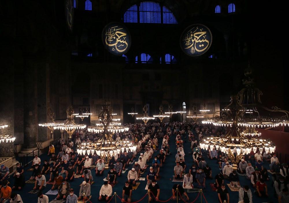Crowd does not decrease in Hagia Sophia - 21