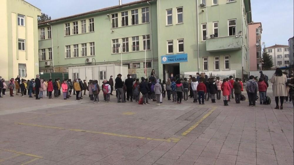 Türkiye'nin kontrollü normalleşme dönemi: Yüz yüze eğitim başladı - 16
