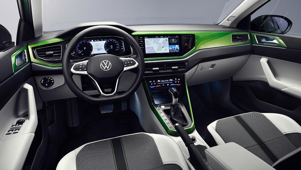 Volkswagen Taigo ortaya çıktı